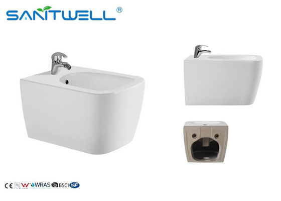 Women Bathroom Bidet Sanitary Ware 、 Bathroom Ceramic Bidet 510*360*300mm
