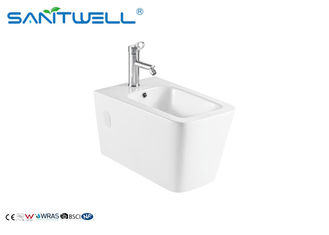 Women Self Cleaning Bathroom Wall Mounted Bidet Ceramic Material 575 * 360 * 330mm