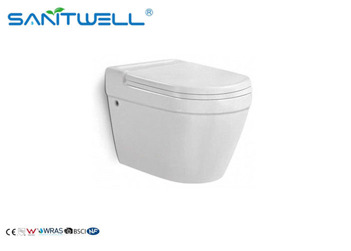 Stupendous White Wall Mounted Commode Toilet 570 370 410 Mm With Upc Lamtechconsult Wood Chair Design Ideas Lamtechconsultcom